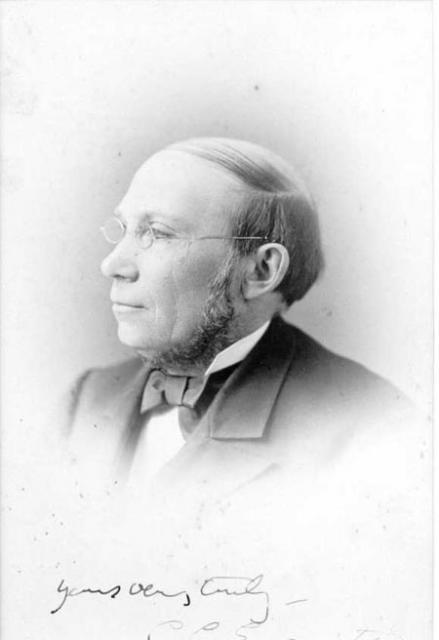 Charles Carroll Everett
