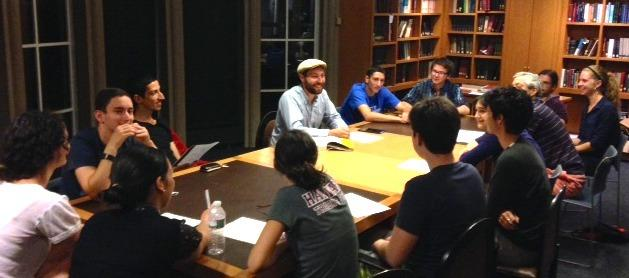 Learning at Harvard Hillel