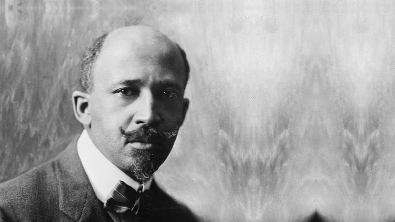 web dubois and marcus garvey