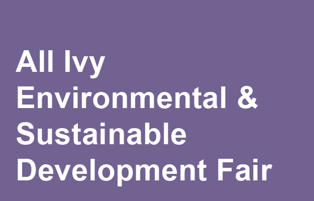 All Ivy Environment & Sustainable Development Fair