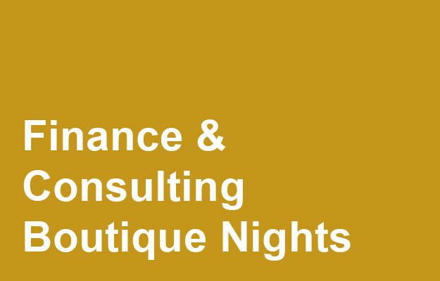 Finance and Consulting Boutique Nights Link