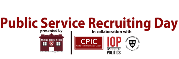 Public Service Recruiting Day