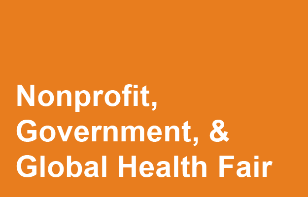 nonprofit government global health fair office of career services