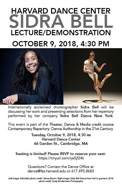 Sidra Bell Lec/Dem October 9, 2018