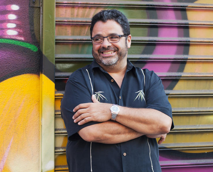 Arturo O'Farrill. Photo credit: Laura Marie