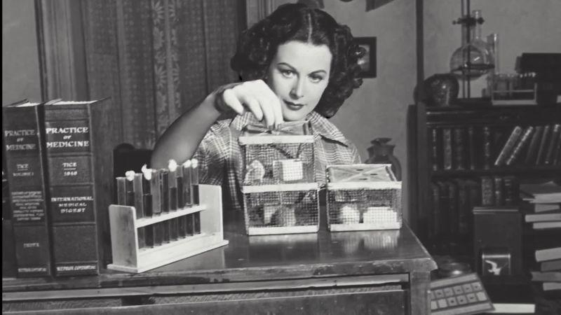 Hedy Lamarr Achievement Award for Emerging Leaders in Entertainment Technology