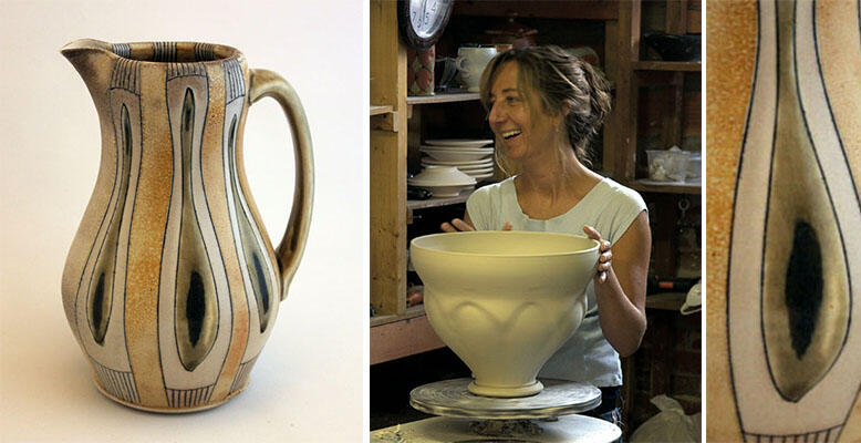 Lorna Meaden ceramics