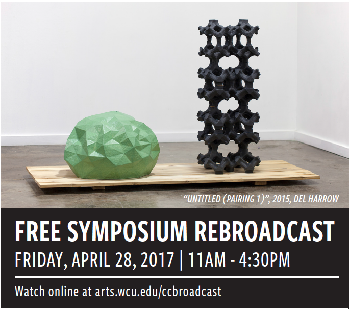 Contemporary Clay Symposium Rebroadcast   Office for the