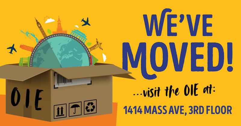 We've Moved! Visit us at 1414 Massachusetts Avenue, 3rd Floor