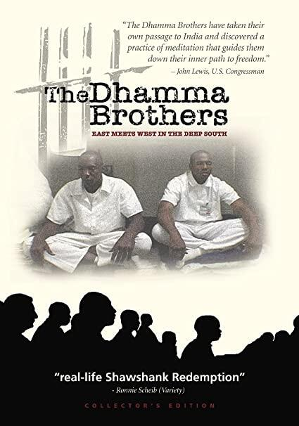 The cover of The Dhamma Brothers