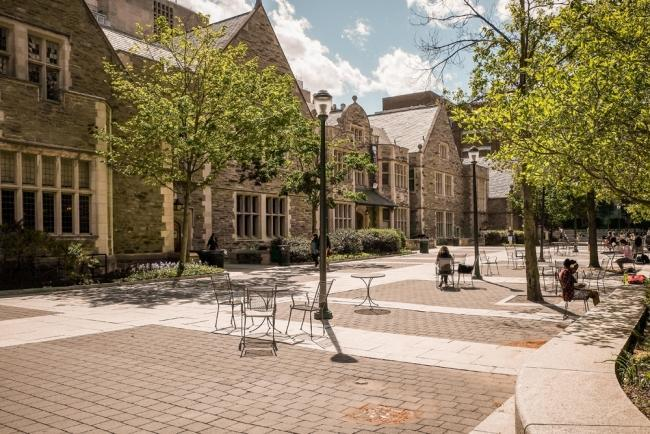 upenn campus