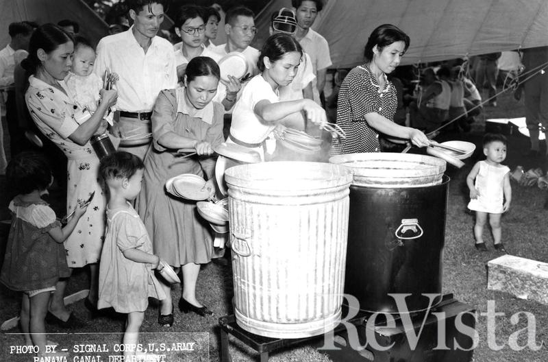 Japanese serve food at a custodial zone 84b538fd35