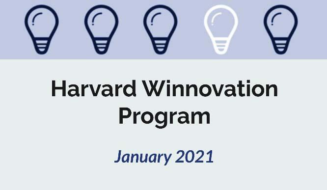 Harvard Winnovation Program