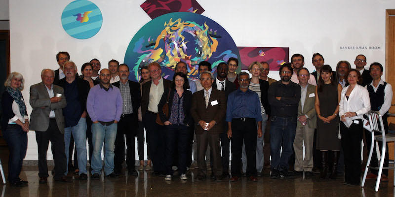 Global E.P. Thompson conference participants group photo
