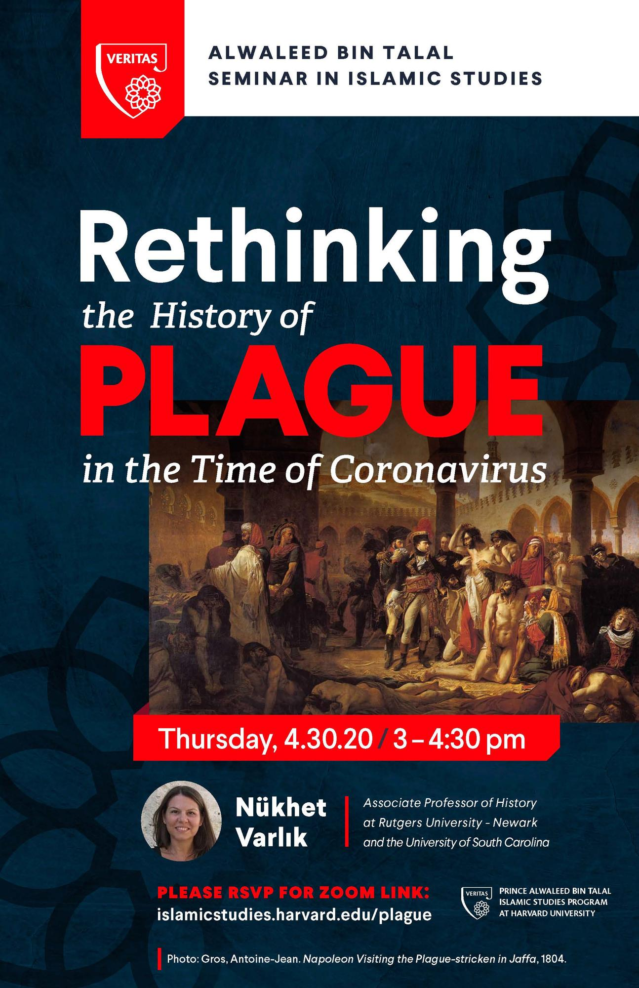 Rethinking the History of Plague in the time of Cononavirus