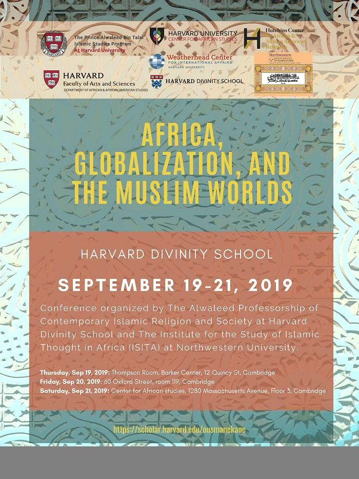Africa, Globalization and the Muslim Worlds Conference