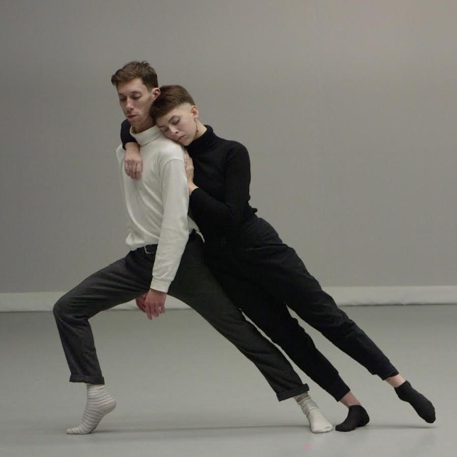 Dancers, Ilya Vidrin and Jessi Stegall