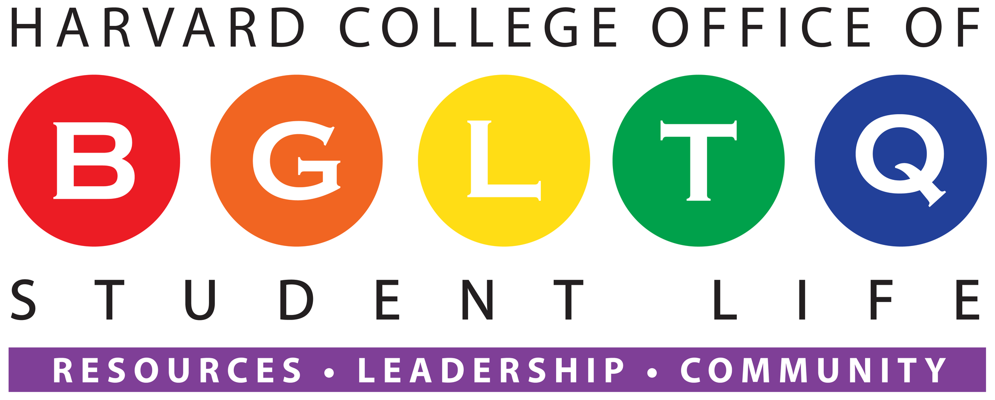 Logo of the Office of BGLTQ Student Life