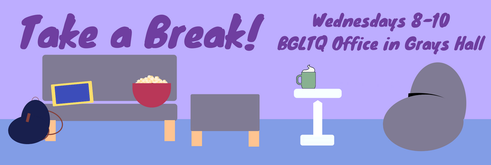 Take a Break! study breaks