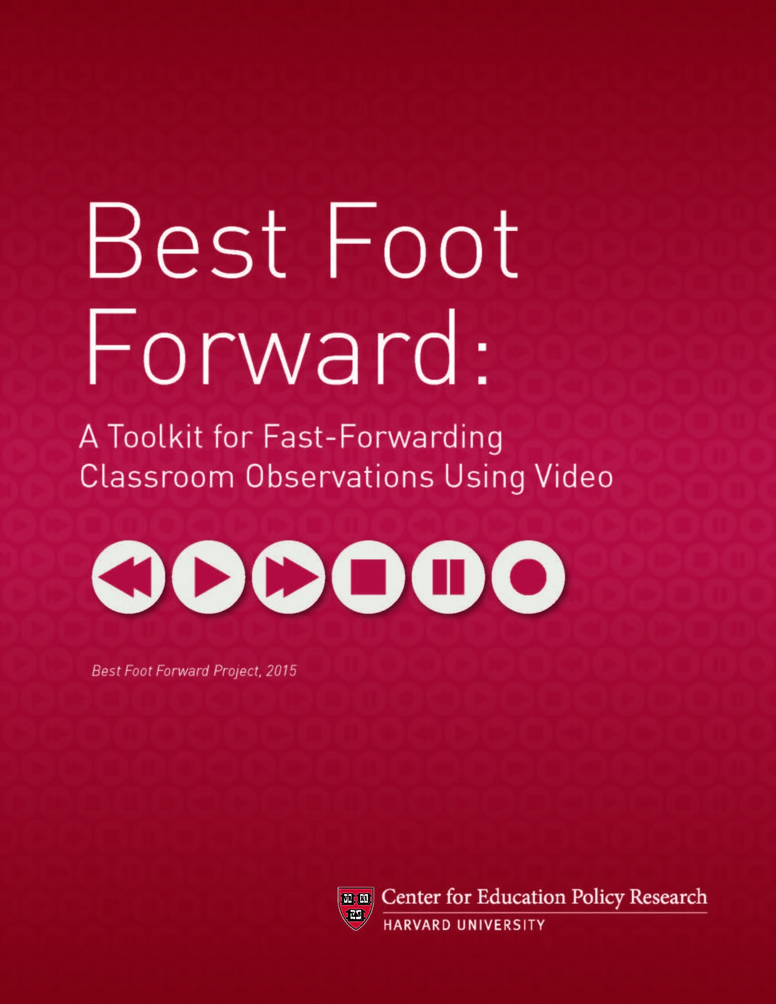 Best Foot Forward: Video Observation Toolkit