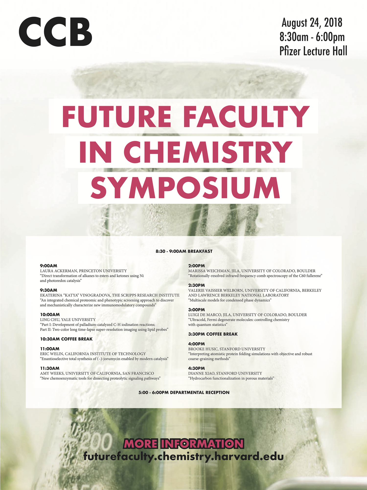 Future Faculty in Chemistry Symposium