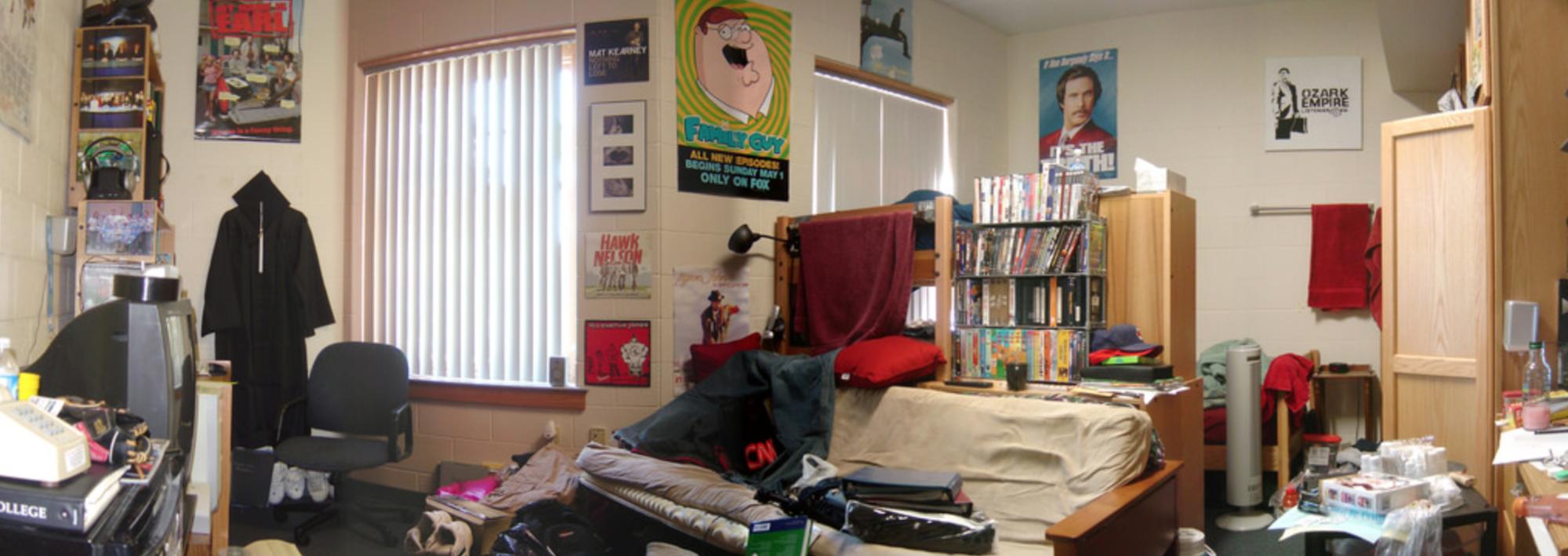 Dorm Room Part 62