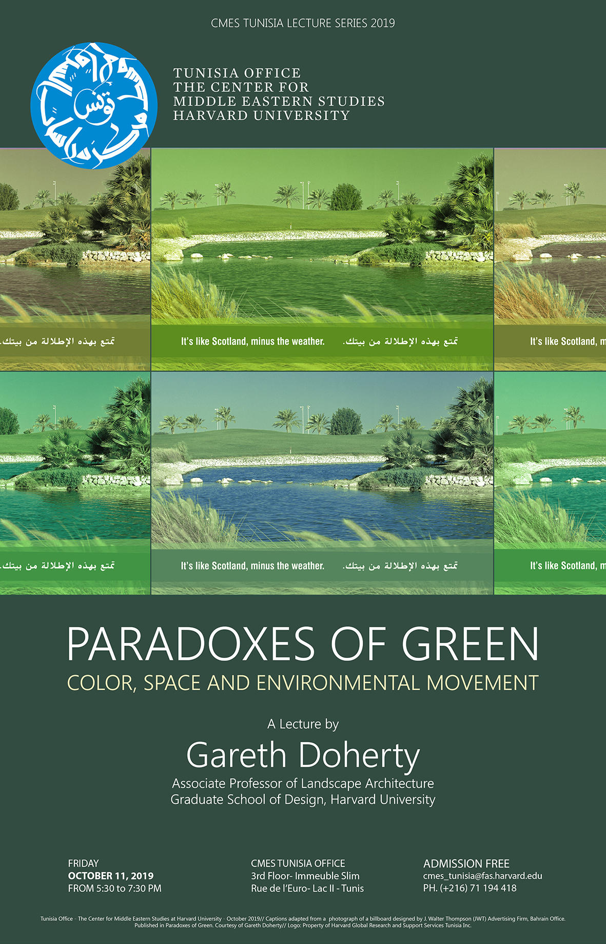 Paradoxes of Green