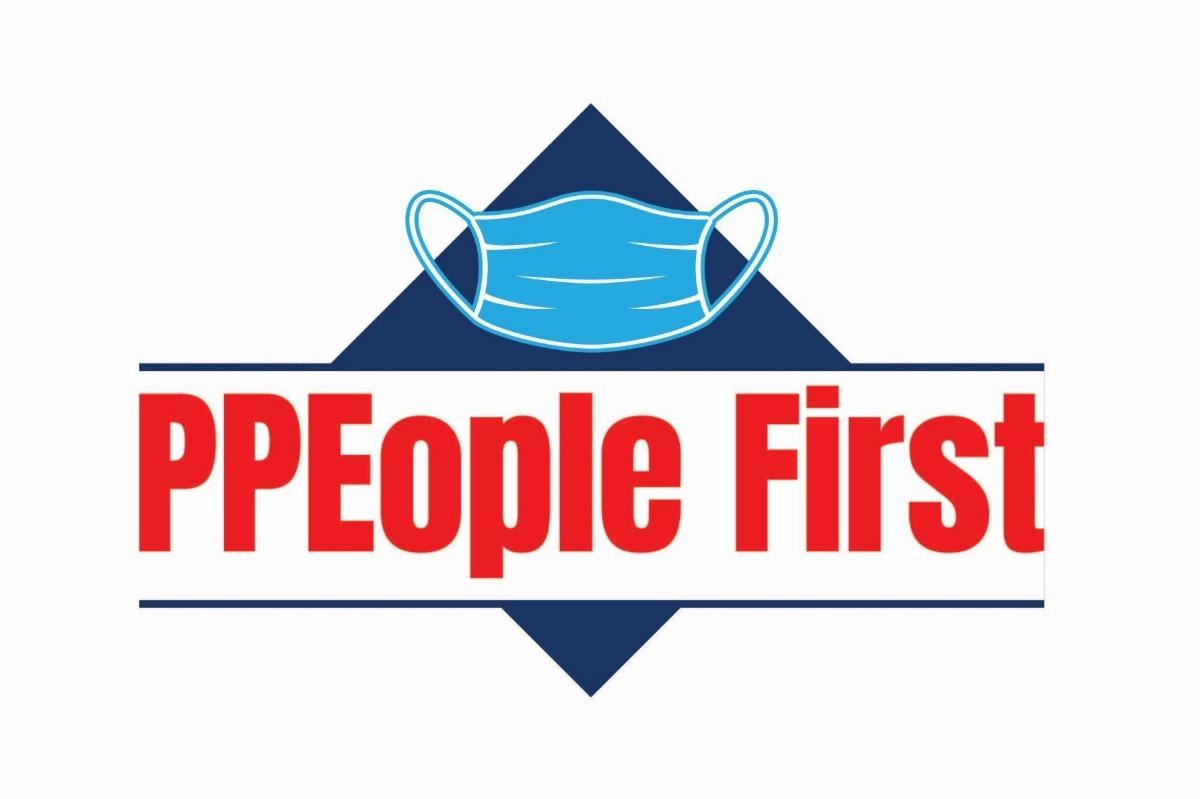 PPEople First logo