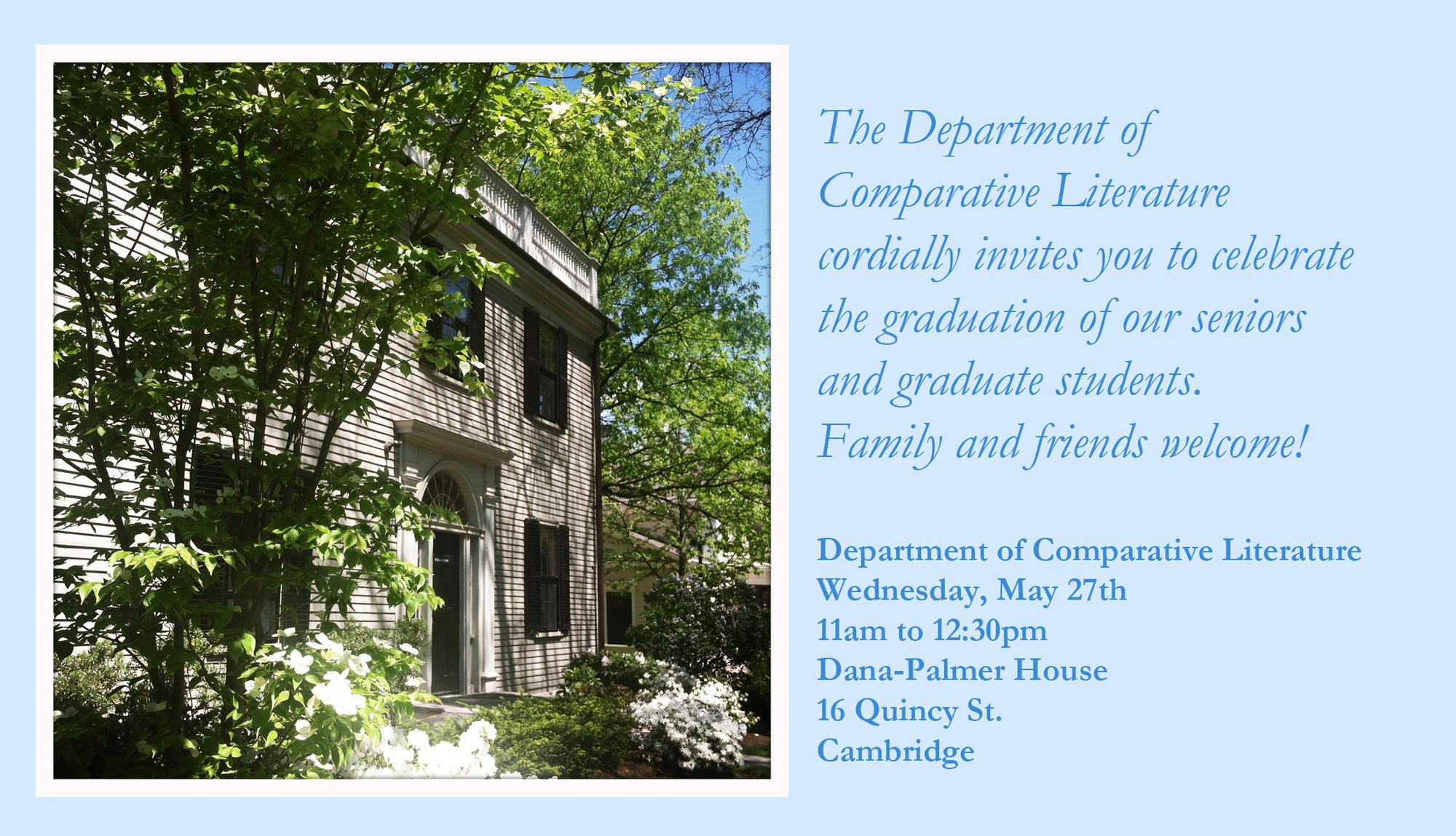 dissertations + comparative literature