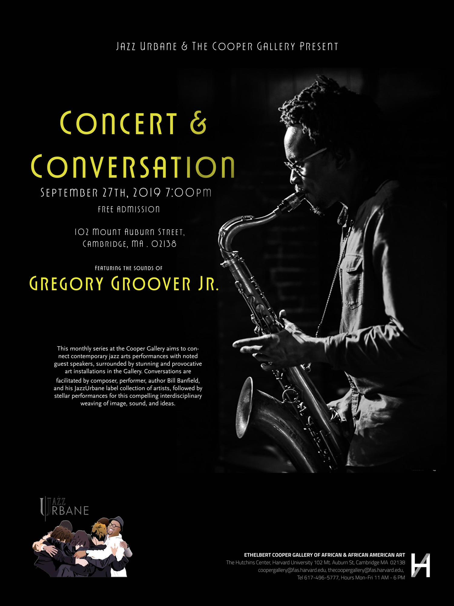 Concert and Conversation