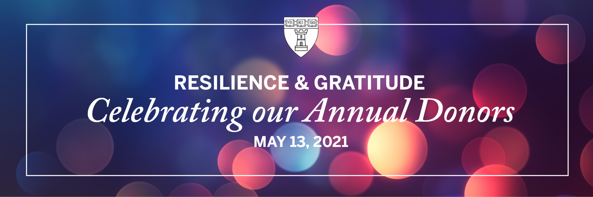 Resilience & Gratitue: Celebrating Our Annual Donors