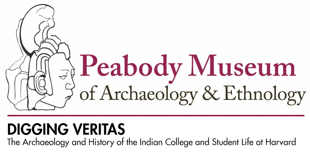Peabody Museum of Archaeology and Ethnology Digging Veritas Mobile Guide