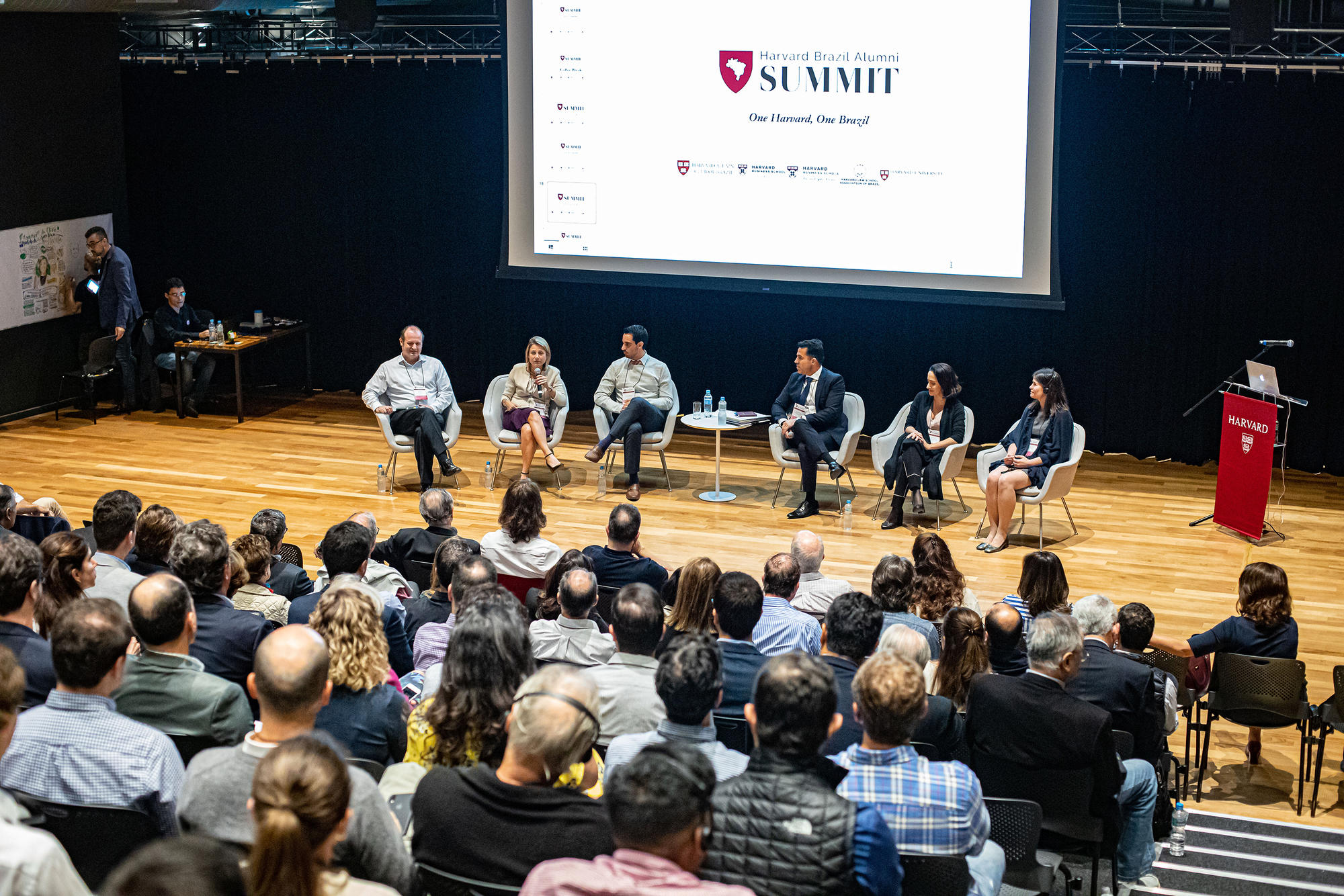 Harvard Brazil Alumni Summit