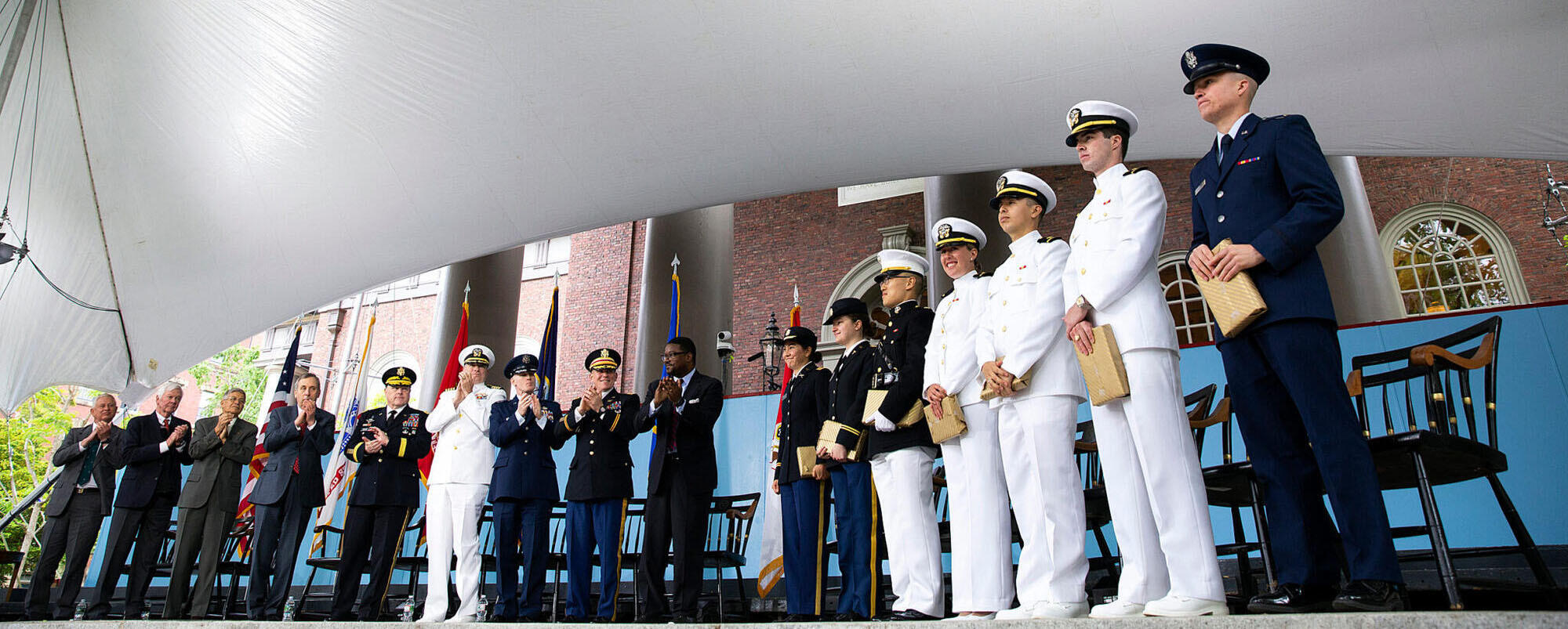 Commissioning Ceremony May 2019