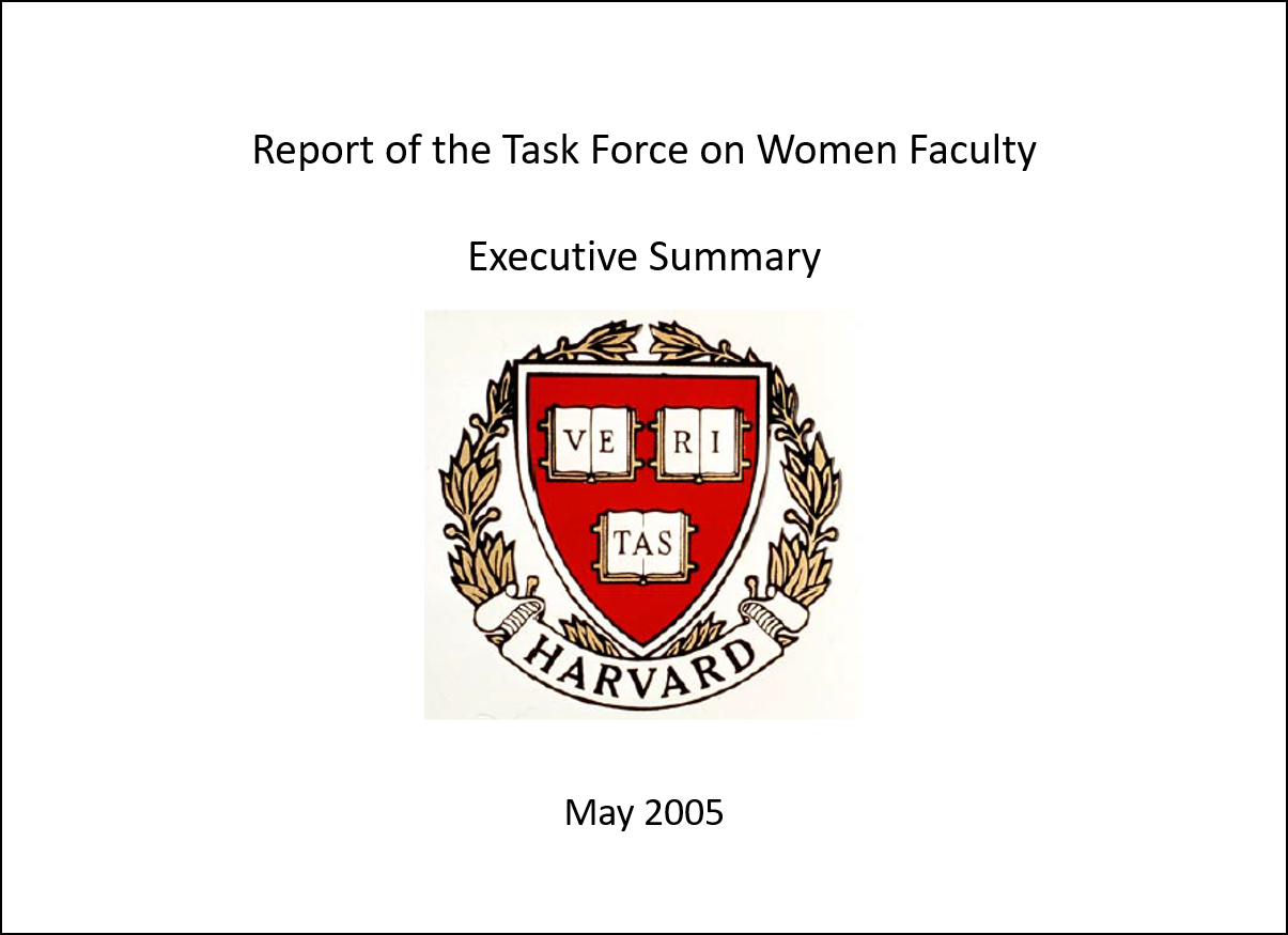Task Force Report Executive Summary
