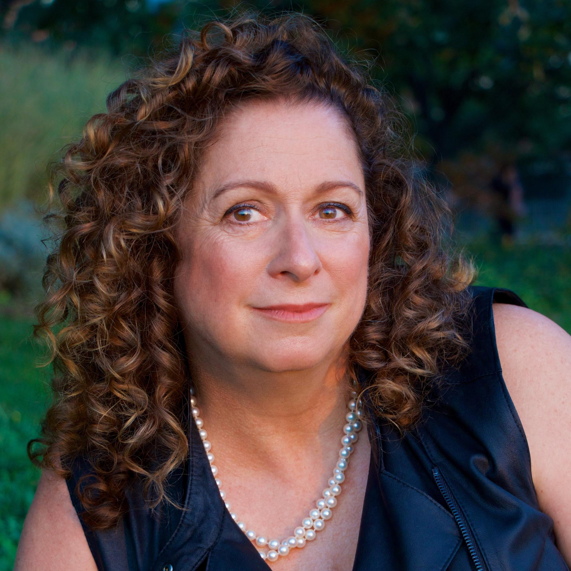 Abigail Disney headshot