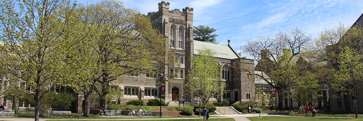 Harvard Divinity School campus