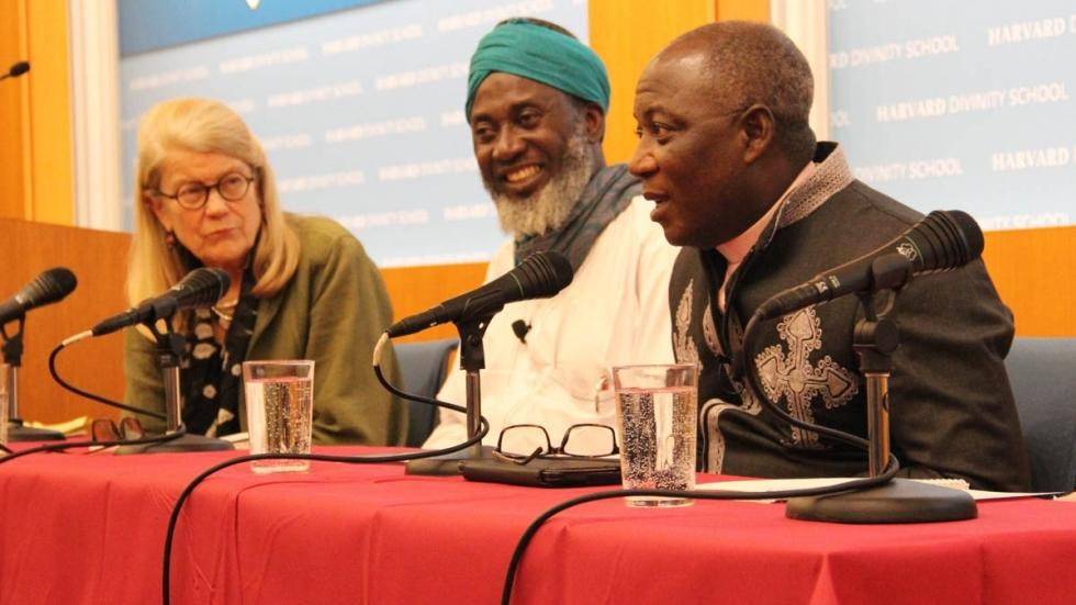 Religions and the Practice of Peace Event