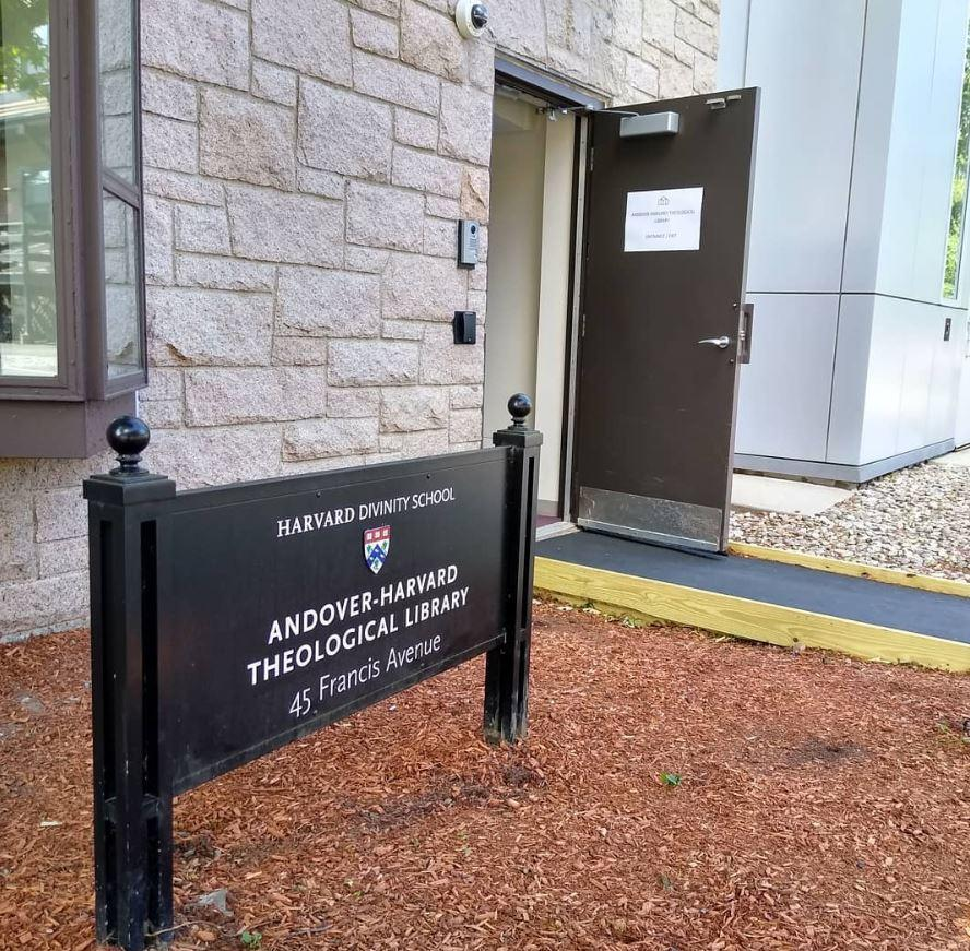 Temporary AHTL entrance