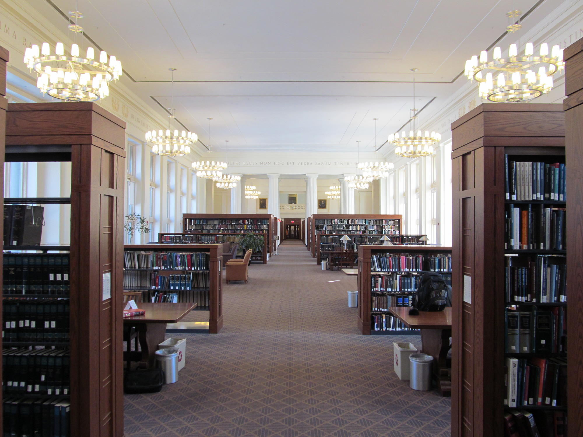 Harvard Law Library