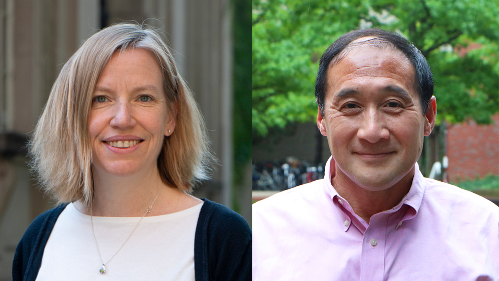 Amy Wagers and Richard Lee receive NIH Director's Awards