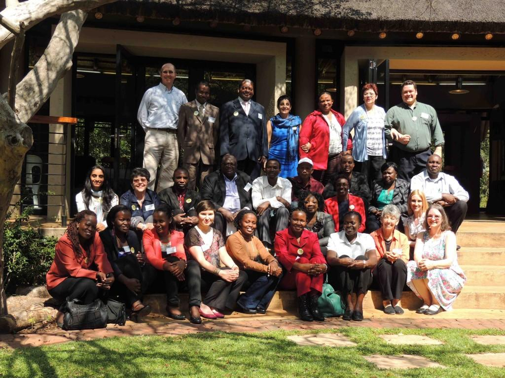 BHL Africa Launch attendees