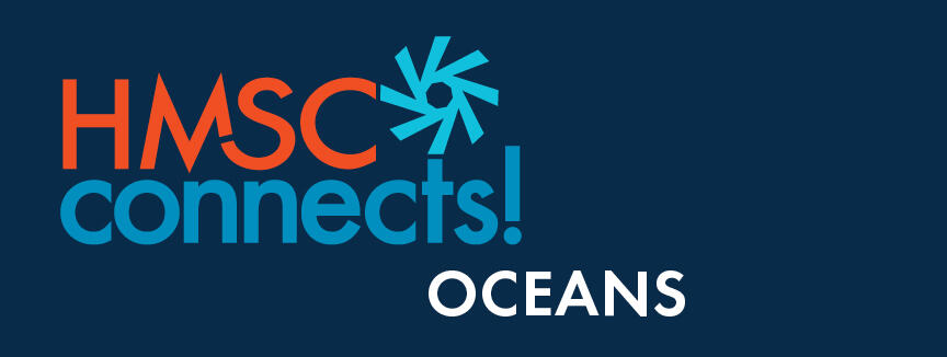 HMSC Connects Oceans Logo