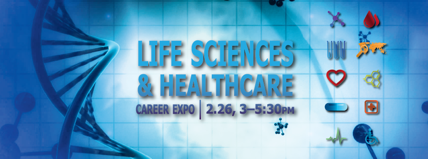 Life Sciences & Healthcare Career Expo   Office of Career ...