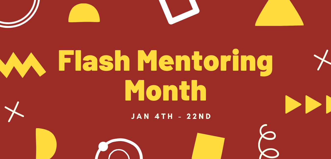 Flash Mentoring Month