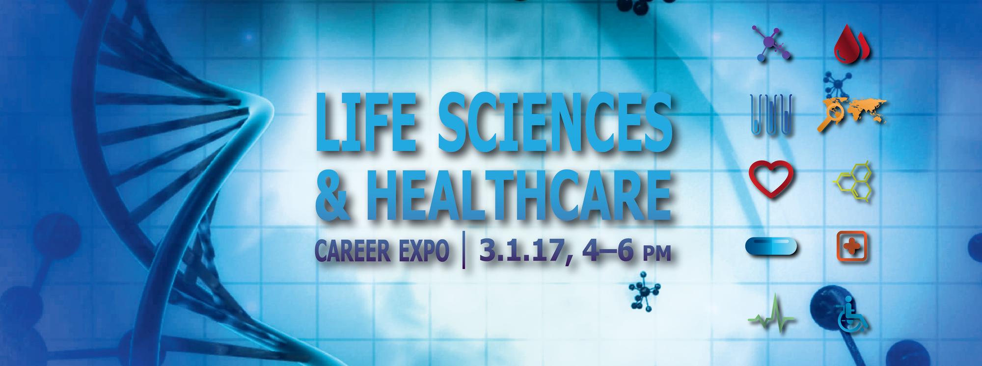 life sciences  u0026 healthcare career expo