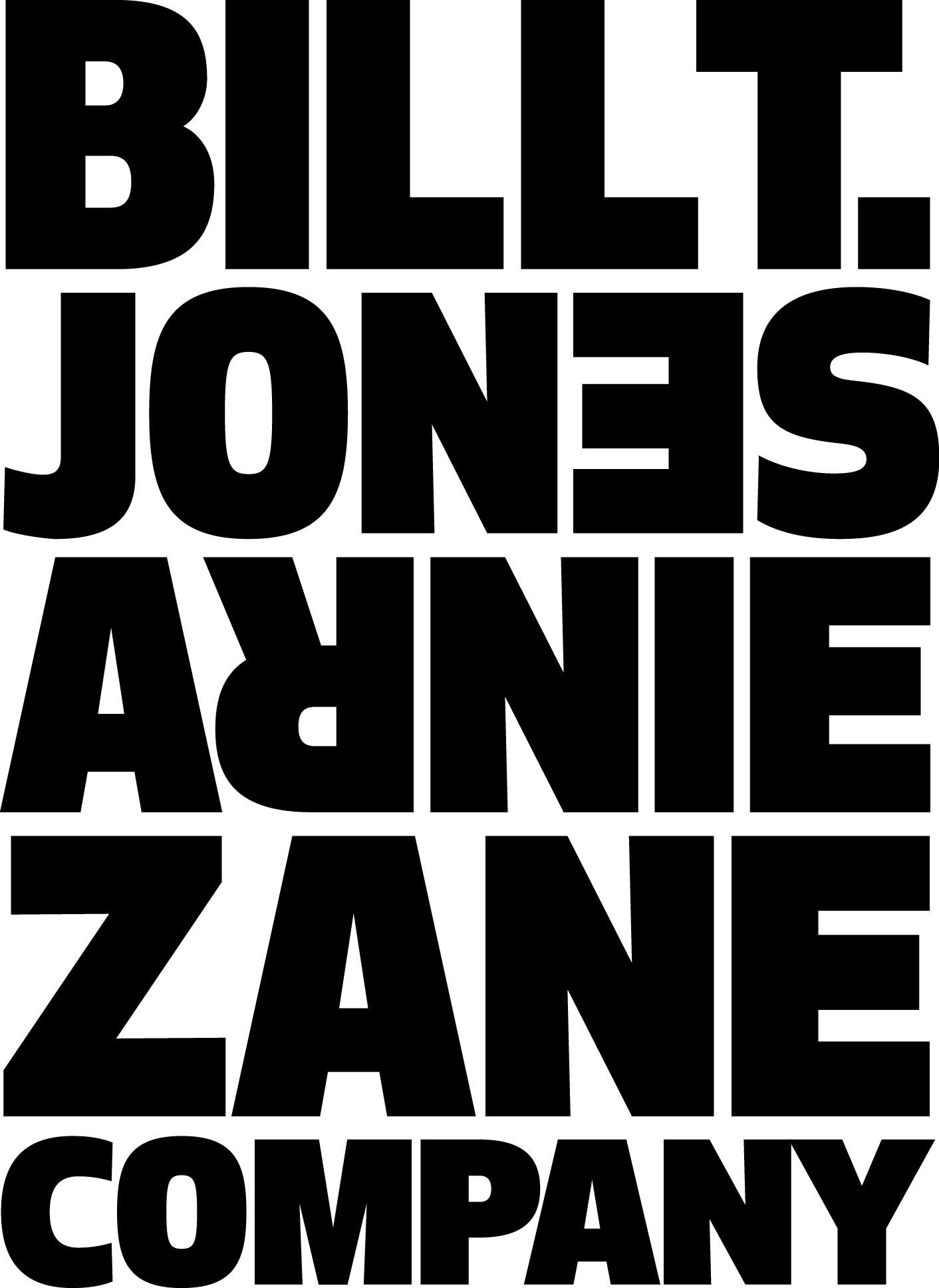 Bill T. Jones/Arnie Zane Company logo