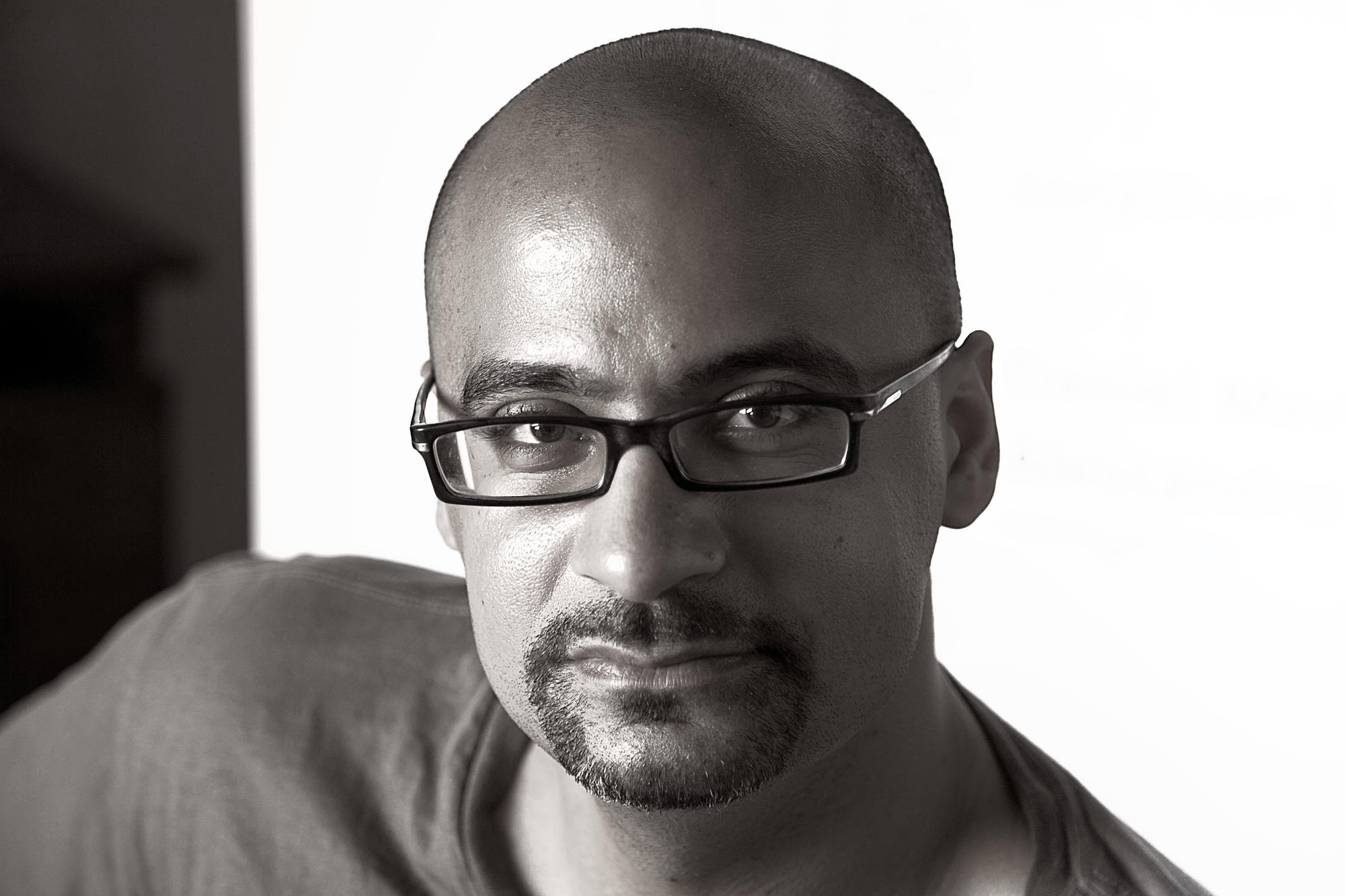 author Junot Díaz, photo credit Steve Bisgrove