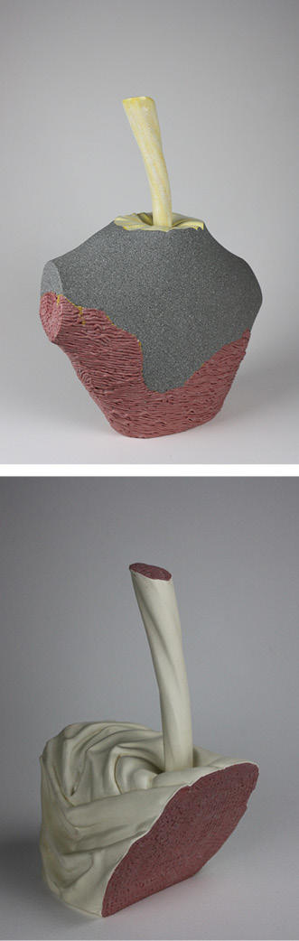 Ceramic Sculptures by James Lee Webb
