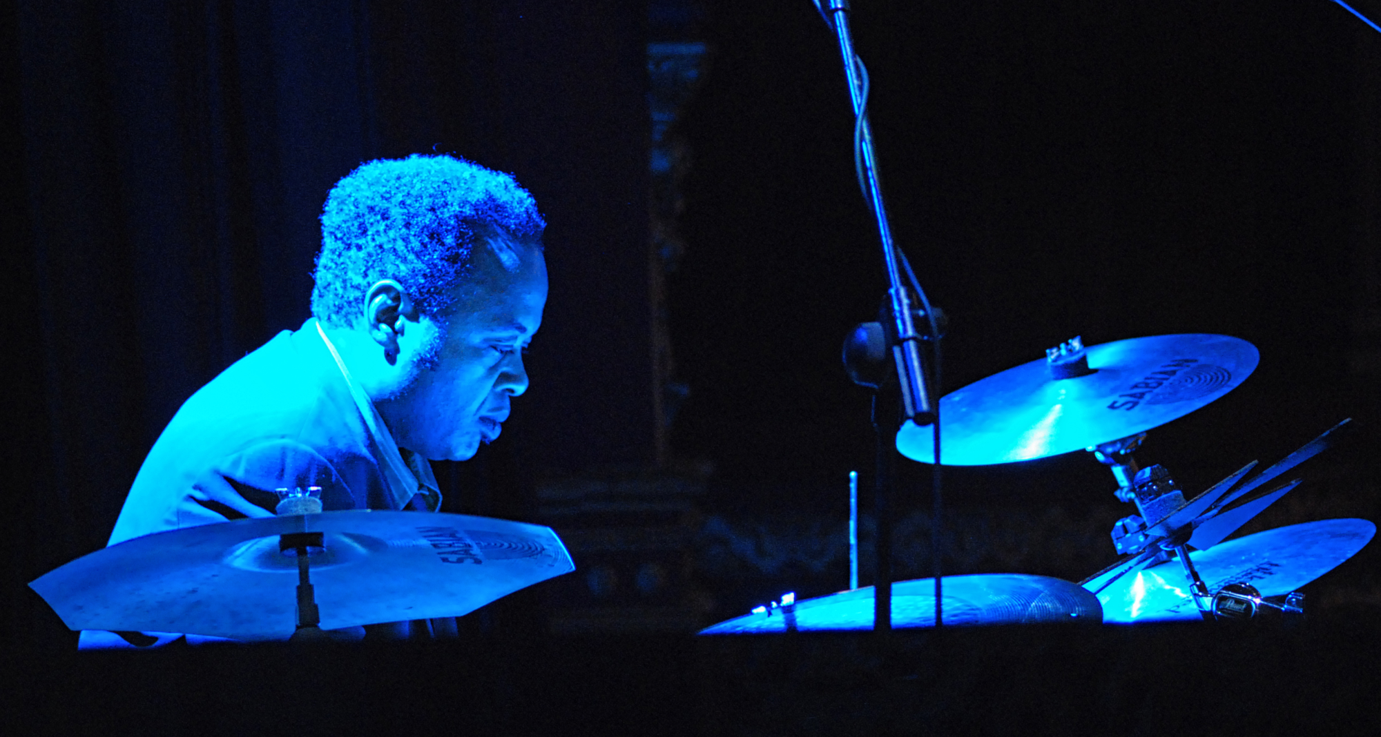 "drummer, composer and Grammy Award-winner Jeff ""Tain"" Watts"